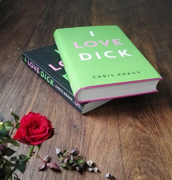 """Dieses Bild zeigt das Cover des Romans """"I Love Dick"""" von Chris Kraus."""