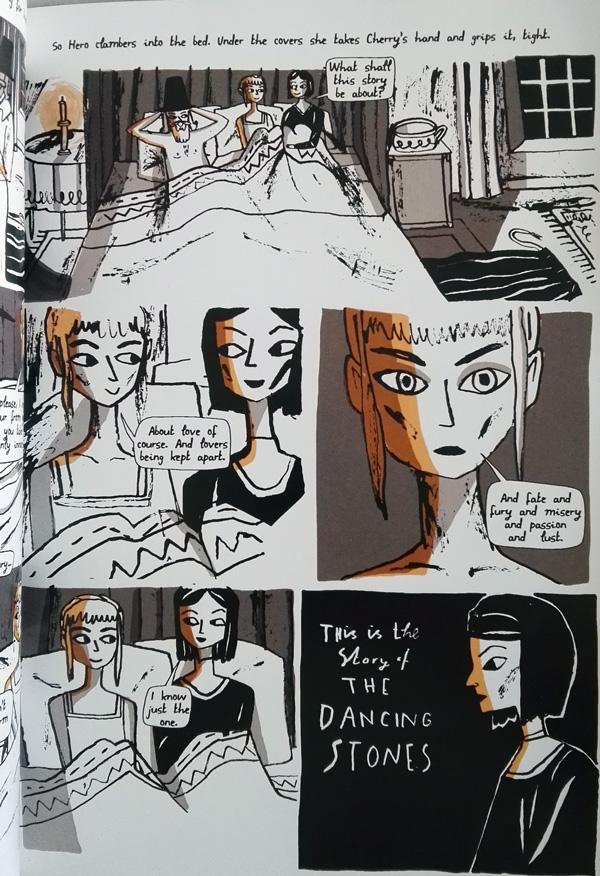 Ein Auszug aus der Graphic Novel