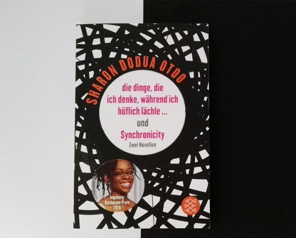 Dieses Bild zeigt das Cover des Romans der letztjährigen Bachmannpreisträgerin Sharon Dodua Otoo.